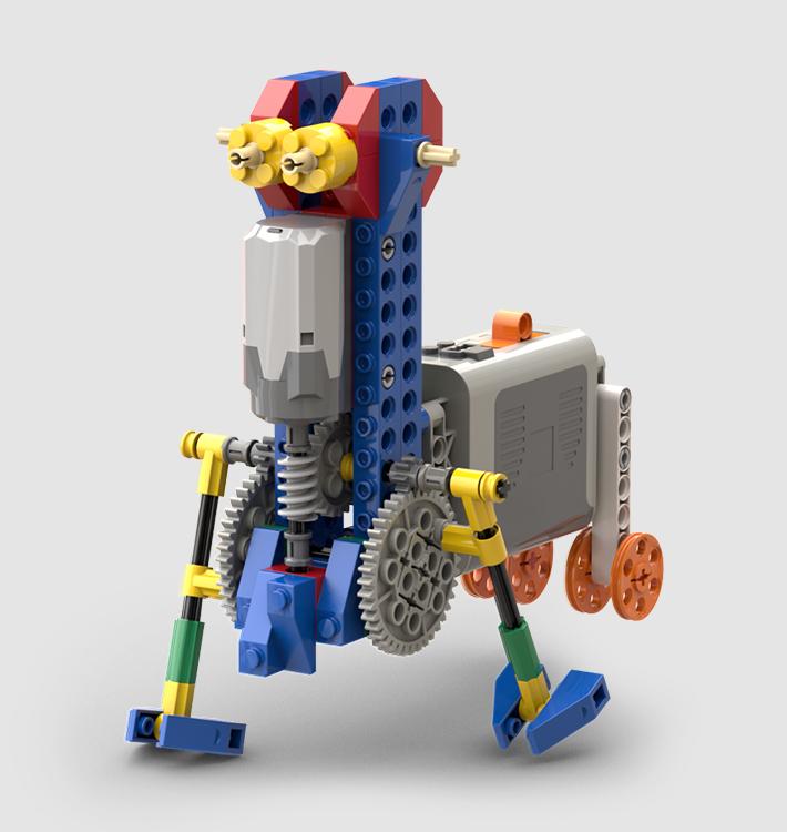 WormRobot